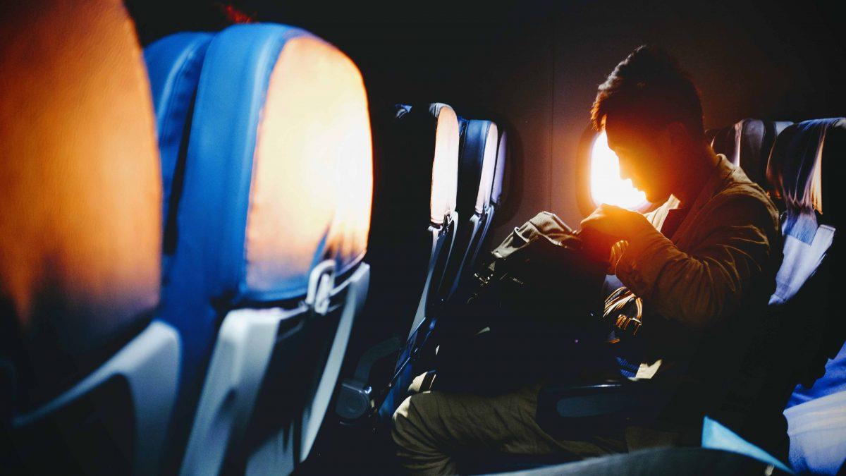 slapen-vliegtuig