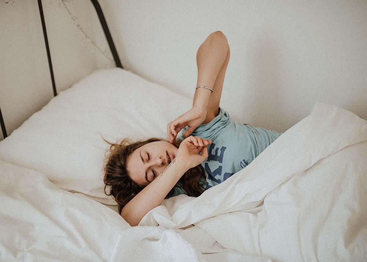 maandag-slapen