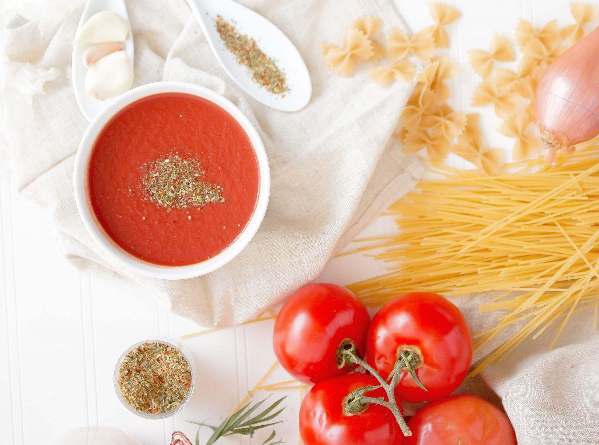 pastasaus-maken