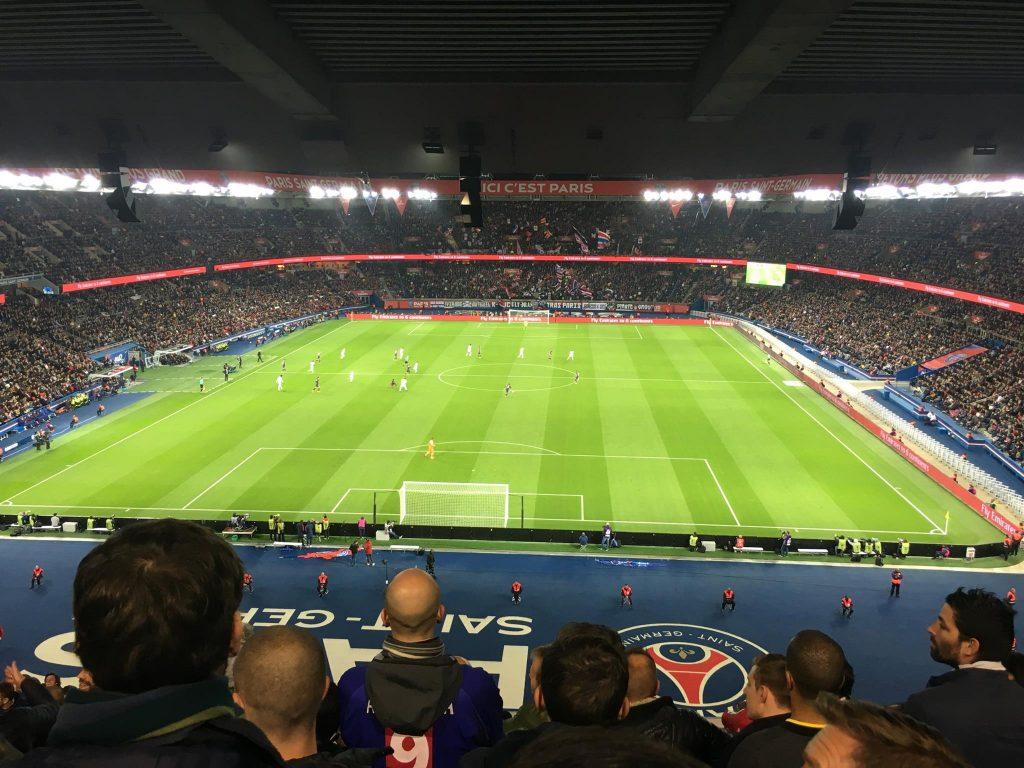 voetbalreis