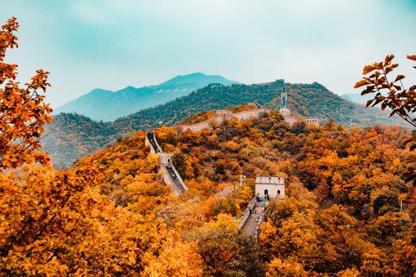 reis naar china