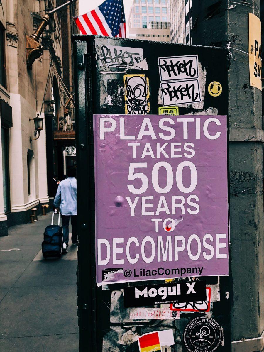 steentje bijdragen milieu geen plastic