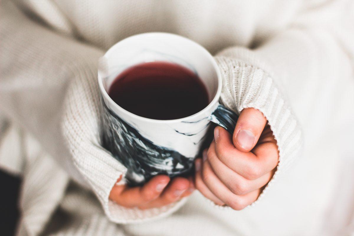 verkoudheid thee