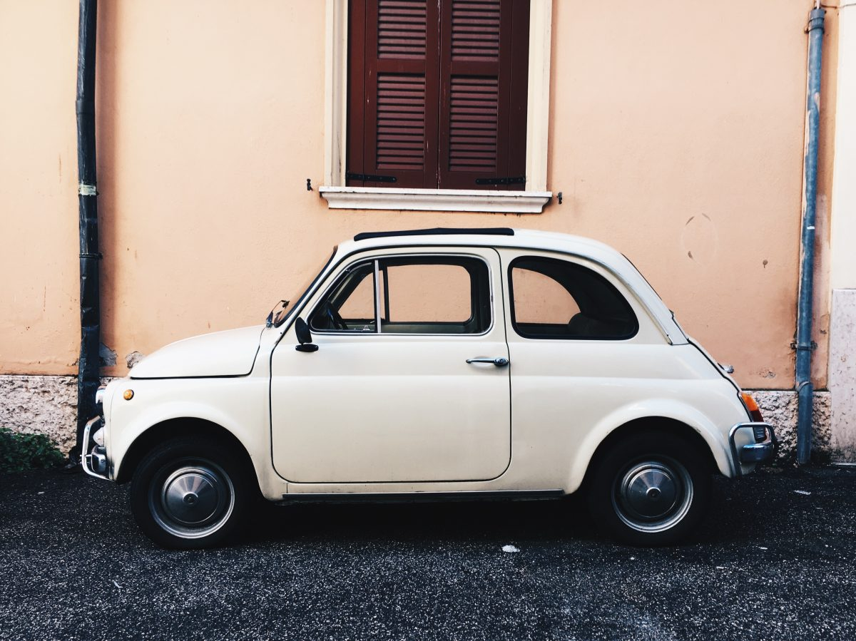 Verona stedentrip Fiat