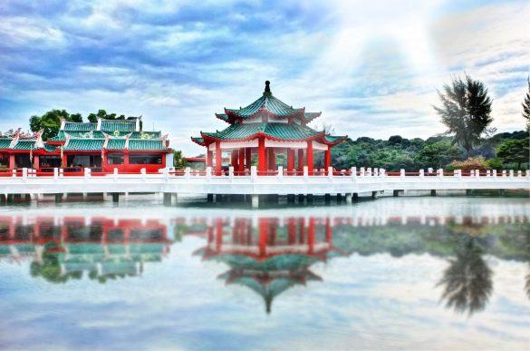 mooiste plekken van china