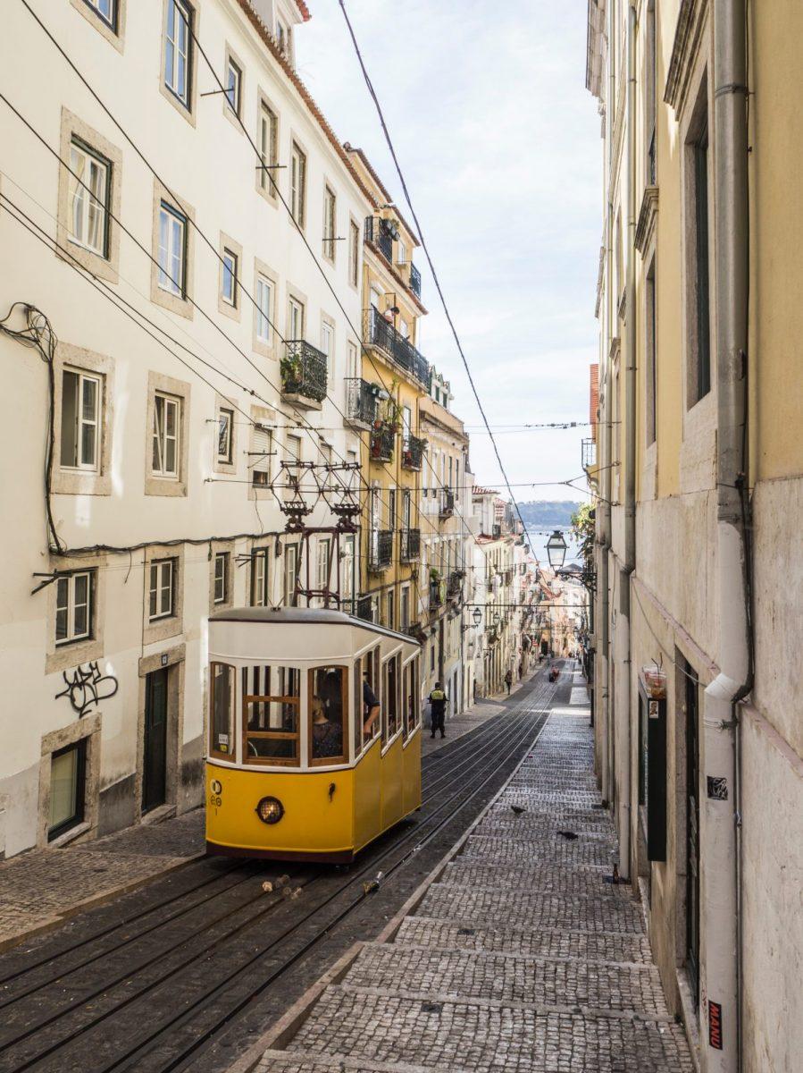 stedentrip Lissabon 2