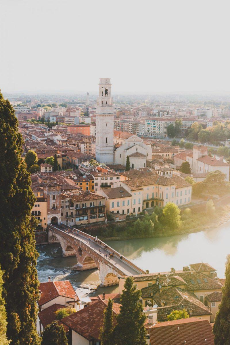 stedentrip Verona bezienswaardigheden