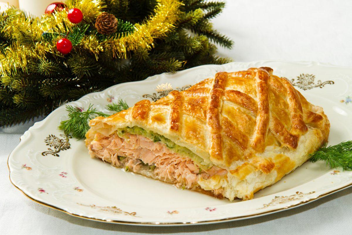 recepten voor de kerst zalm
