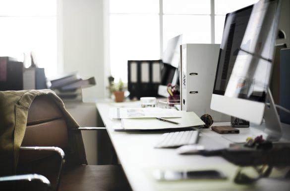 ergonomisch kantoor