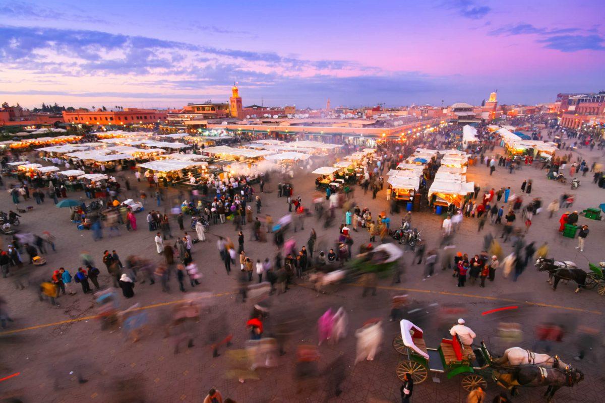 stedentrip marrakesh