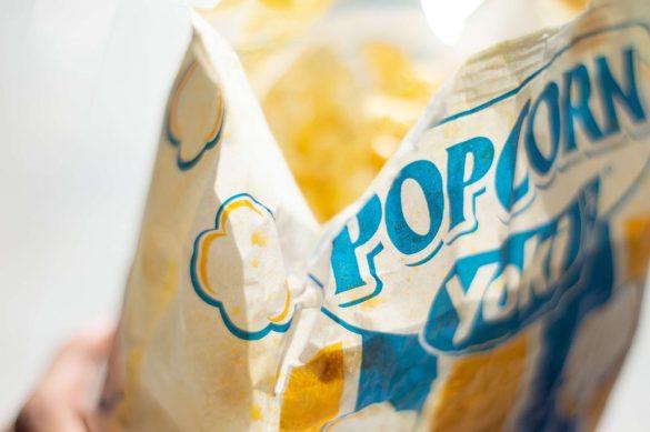 zak magnetron popcorn Videoland Netflix